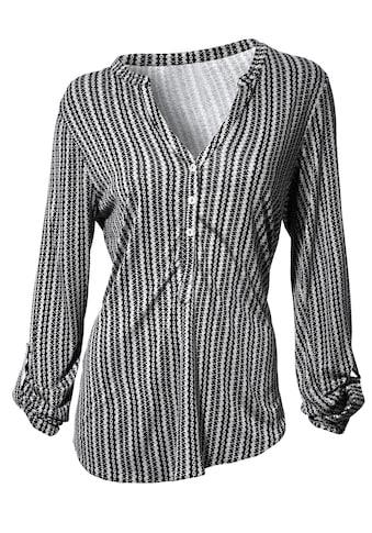 Shirtbluse mit Knopfleiste kaufen