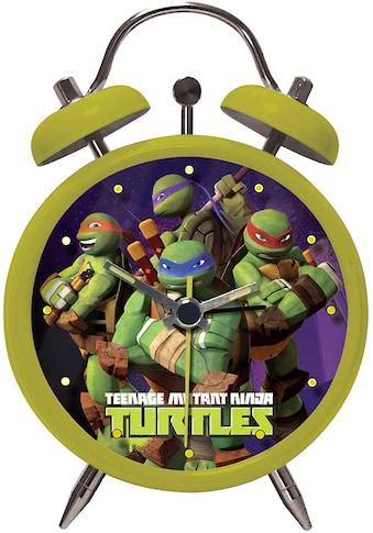 Joy Toy Kinderwecker »Turtles Kinderwecker, 01443« kaufen