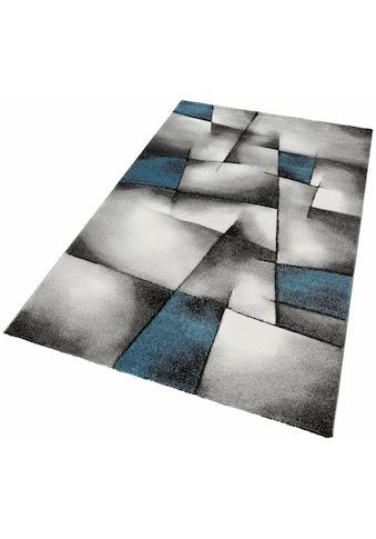 Teppich, »BRILLIANCE«, merinos, rechteckig, Höhe 13 mm, maschinell gewebt kaufen
