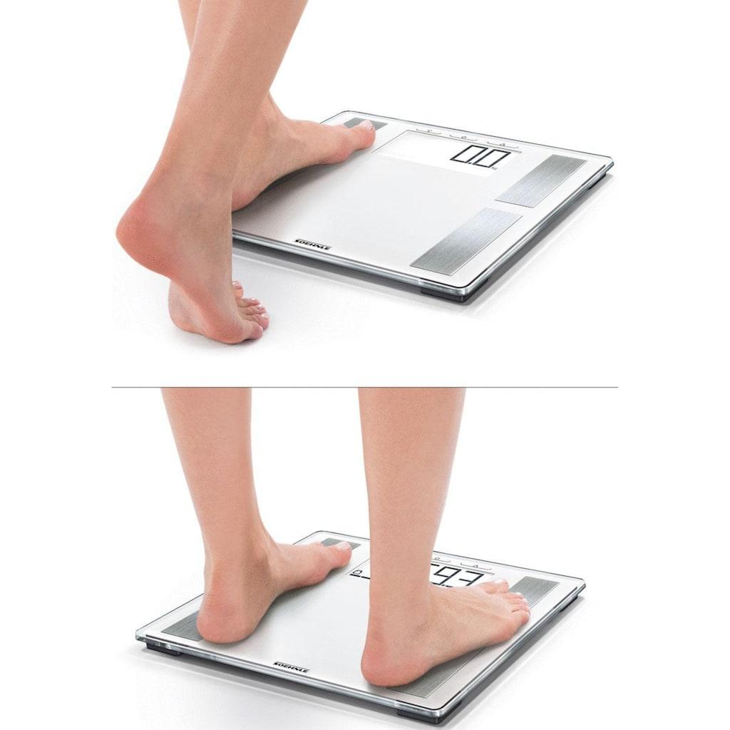 Soehnle Körper-Analyse-Waage »PWD Shape Sense Profi 100«