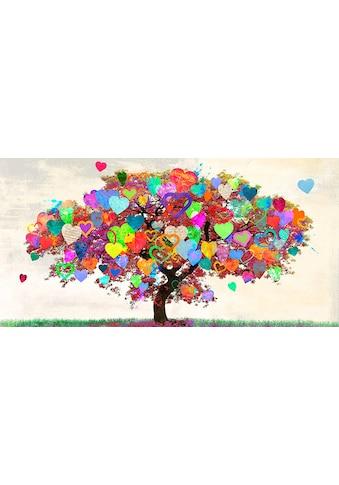 INOSIGN Deco - Panel »MALIA RODRIGUES  -  Tree of Love« kaufen