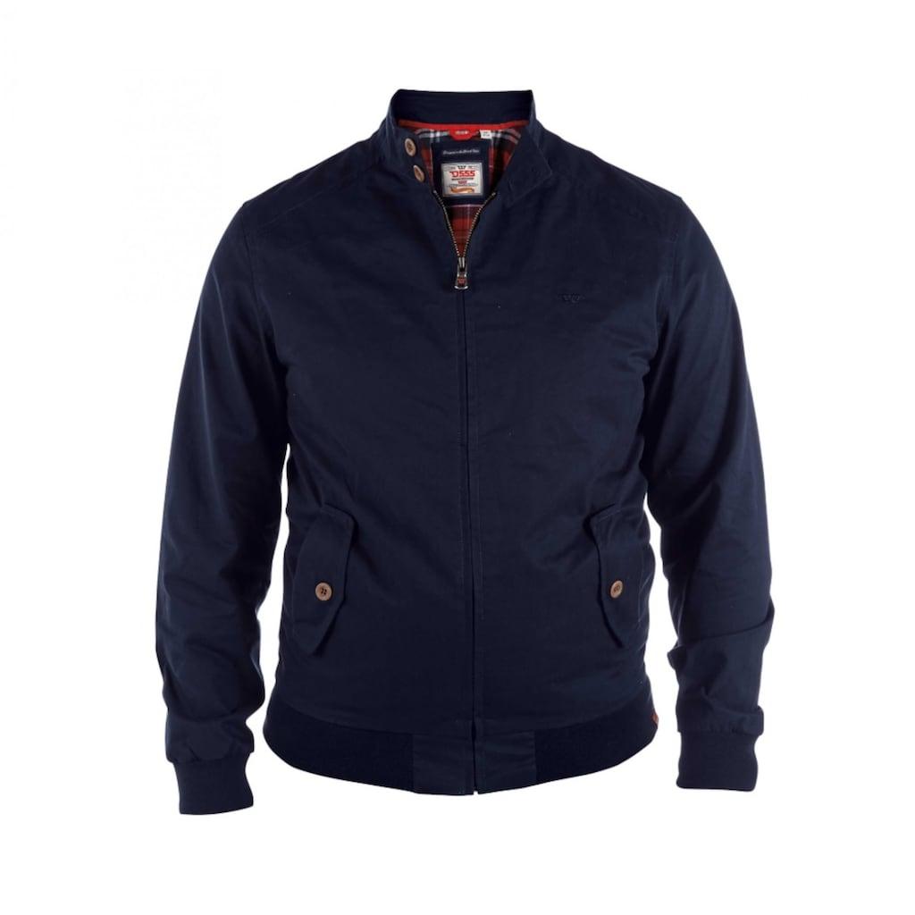 Duke Clothing Outdoorjacke »Herren Jacke Windsor, Kingsize«