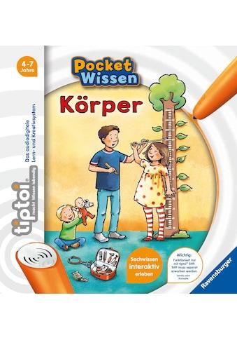 Buch tiptoi® Körper / Johanna Prinz; Katharina Wieker kaufen
