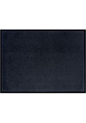 Home affaire Fußmatte »Triton«, rechteckig, 7 mm Höhe, In- und Outdoor geeignet, waschbar kaufen