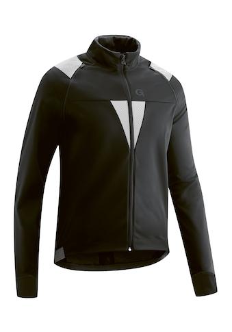 Gonso Fahrradjacke »Asson«, Hohe Wärmeisolation, 100% winddicht, atmungsaktiv kaufen
