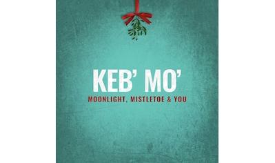 Musik - CD Moonlight,Mistletoe & You / Mo',Keb', (1 CD) kaufen