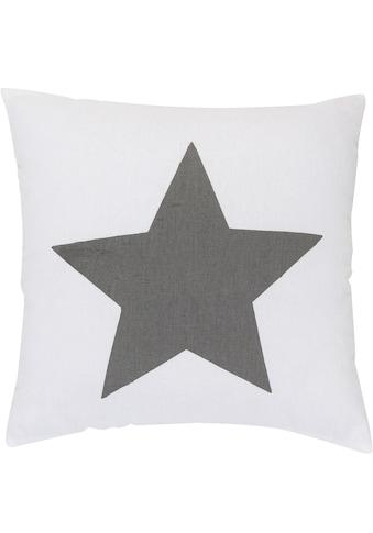 ELBERSDRUCKE Dekokissen »BIG STAR« kaufen