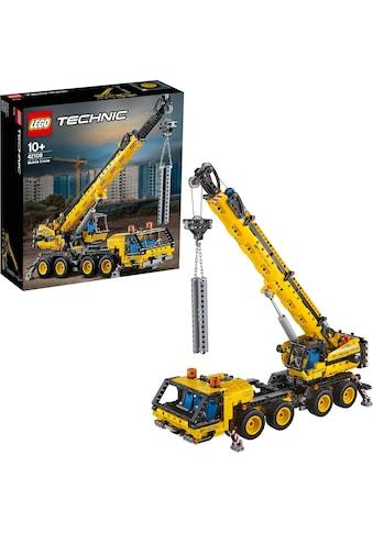 """LEGO® Konstruktionsspielsteine """"Kran - LKW (42108), LEGO® Technic"""", (1292 - tlg.) kaufen"""