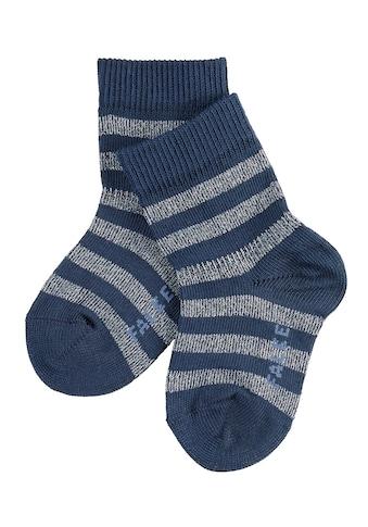 FALKE Socken »Sparkling Stripe«, (1 Paar), aus glitzerndem Garn kaufen