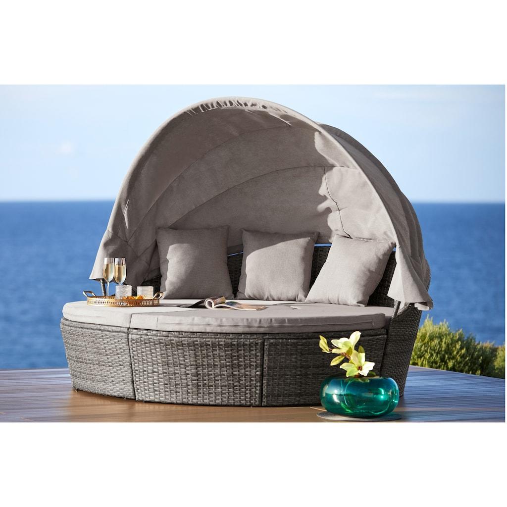 KONIFERA Loungebett »Tahiti Premium «