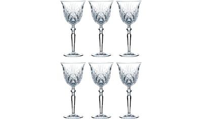 Guido Maria Kretschmer Home&Living Rotweinglas »Palais«, (Set, 6 tlg.), Guidos... kaufen