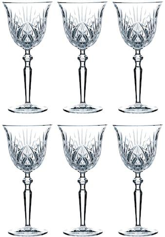 """Guido Maria Kretschmer Home&Living Rotweinglas """"Palais"""" (6 - tlg.) kaufen"""