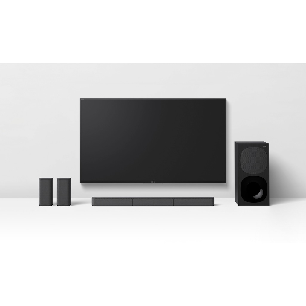 Sony »HT-S20R Kanal TV« Soundbar (Bluetooth, 400 Watt)