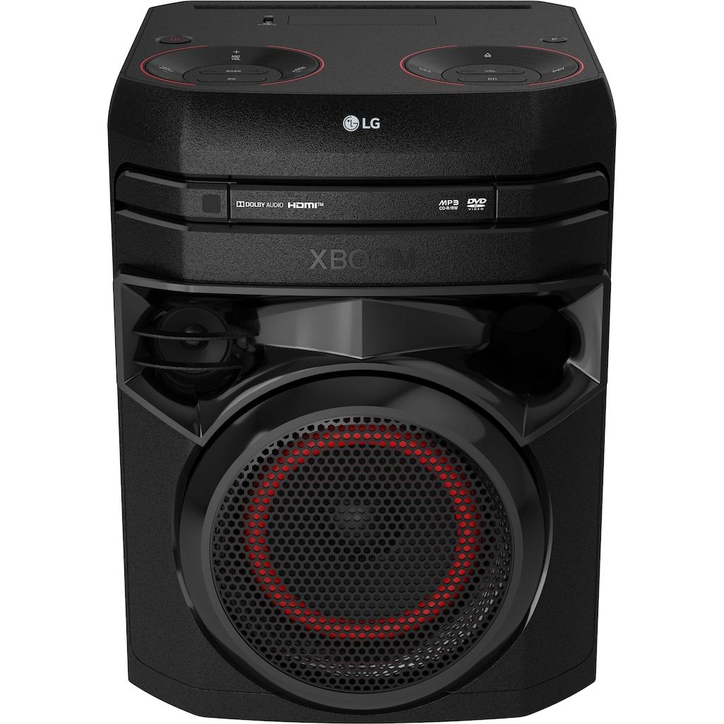 LG Party-Lautsprecher »XBOOM ON2DN Onebody-Soundsystem«