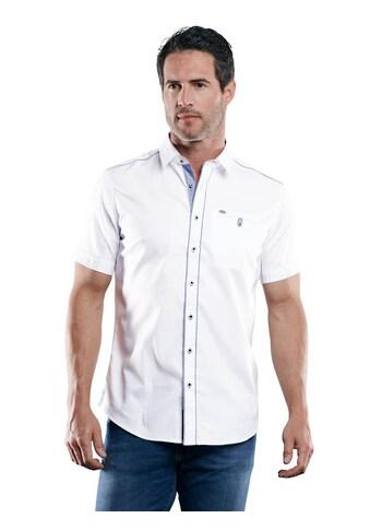 Engbers Softes Baumwoll-Hemd mit Struktur kaufen