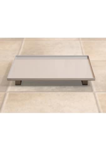 WEKA Tropfschale für Saunaöfen, BxLxH: 26x33x4,5 cm kaufen