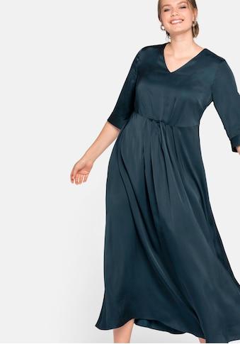 Sheego Abendkleid, in Maxilänge kaufen