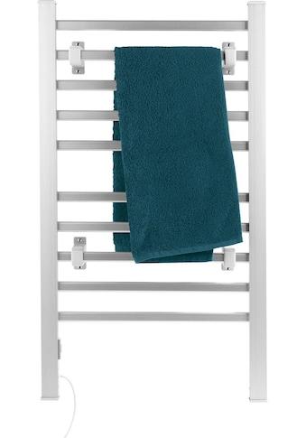 EASYmaxx Handtuchwärmer elektrisch 150W weiß kaufen