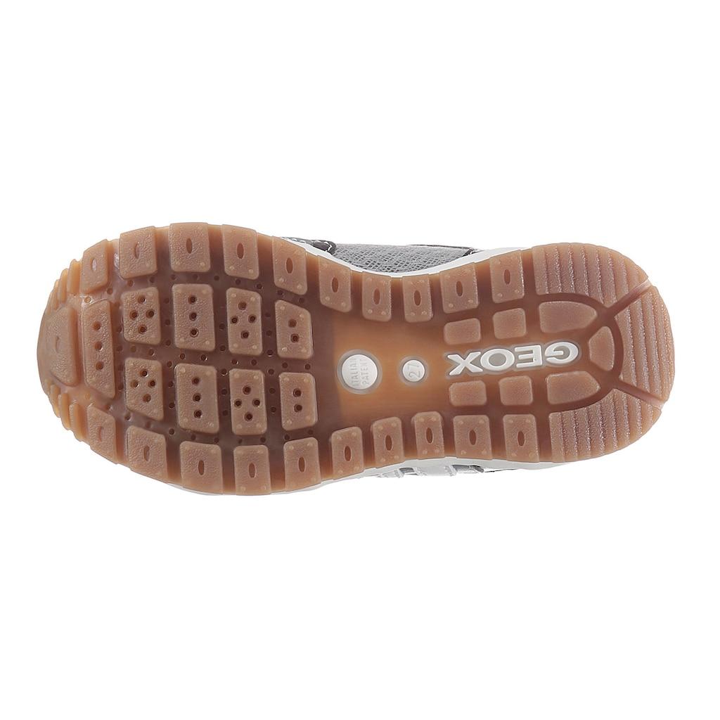 Geox Kids Klettschuh »PAVEL«, mit patentierter Geox Spezial Membran