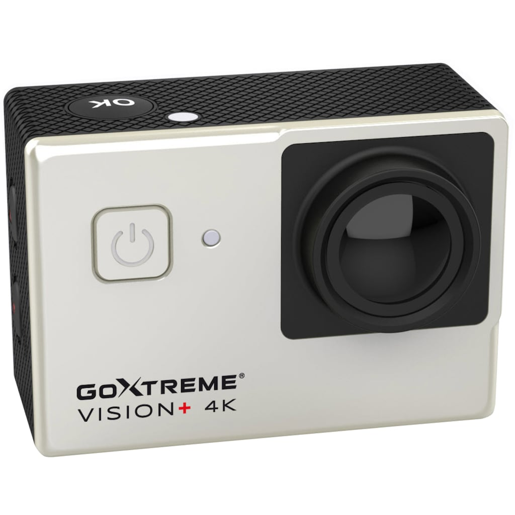 GoXtreme Action Cam »GoXtreme Vision+«, 4K Ultra HD, WLAN (Wi-Fi)
