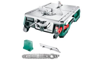 BOSCH Tischkreissäge »AdvancedTableCut 52«, Schnitttiefe 52 mm, NanoBlade - Sägeblatt kaufen