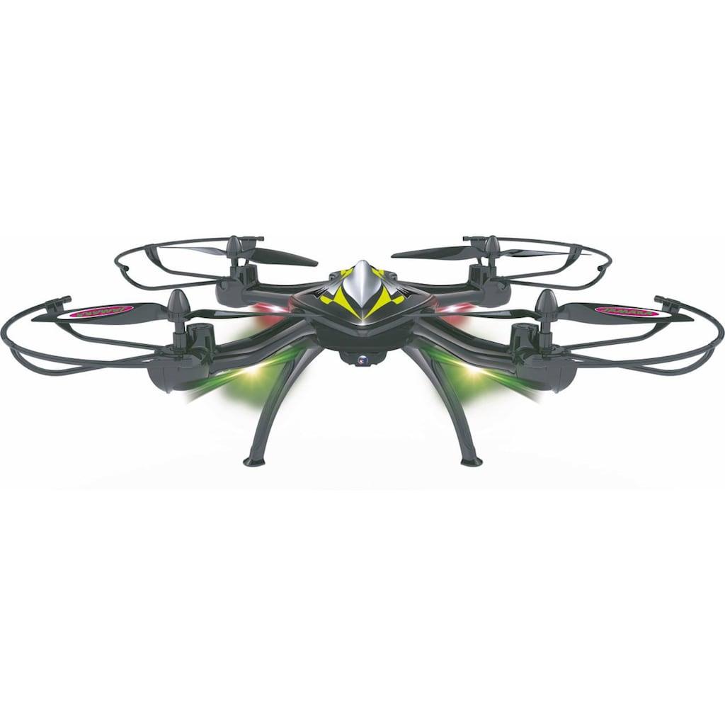 Jamara RC-Quadrocopter »F1X VR Altitude WiFi FPV«, für Virtual Reality