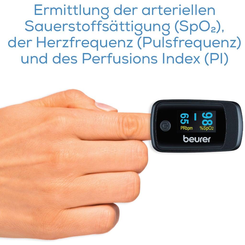 BEURER Pulsoximeter »PO 45«