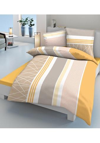 MOONLIGHT Bettwäsche »Miscela, Soft-Seersucker« kaufen