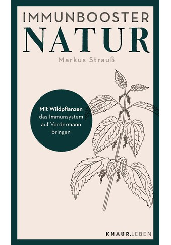 Buch »Immunbooster Natur / Markus Strauß« kaufen