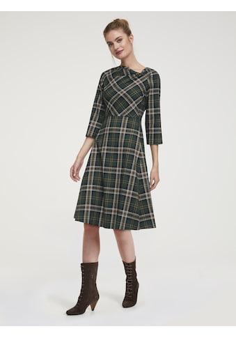 Kleid mit abnehmbarer Brosche kaufen