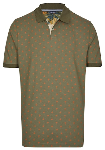 Daniel Hechter All over Print Polo kaufen