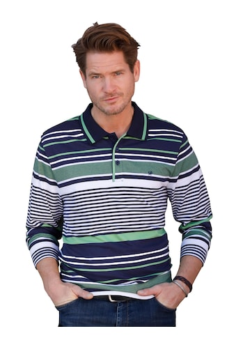 Marco Donati Langarm - Shirt aus atmungsaktiver Baumwolle kaufen