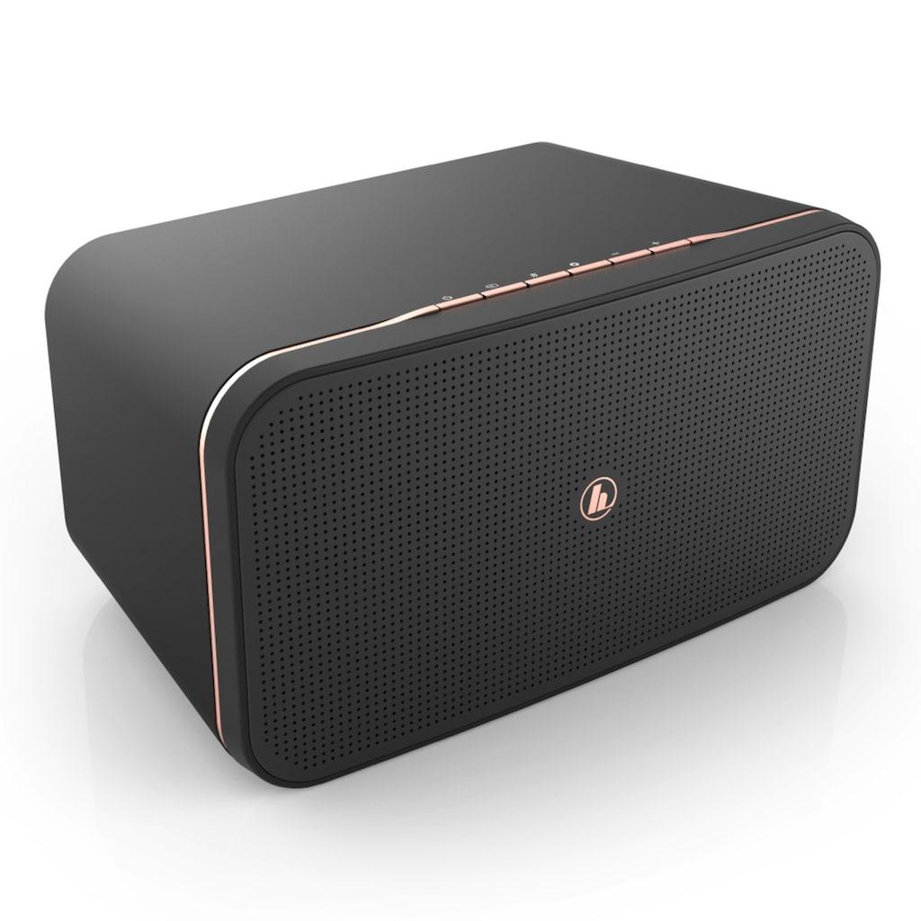 Hama WLAN Bluetooth Lautsprecher, Amazon Alexa, Smartphone/TV