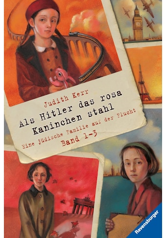 Buch Als Hitler das rosa Kaninchen stahl, Band 1 - 3 / Judith Kerr; Annemarie Böll kaufen