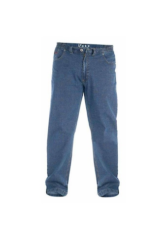 Duke Clothing Comfort-fit-Jeans »London Herren Kingsize Bailey Jeans elastischer Bund« kaufen