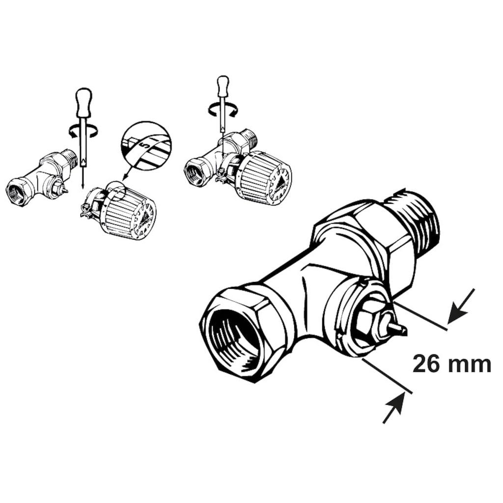 Heizkörperthermostat »RA-VL 2950«, Ventilkopf, Durchmesser 26 mm
