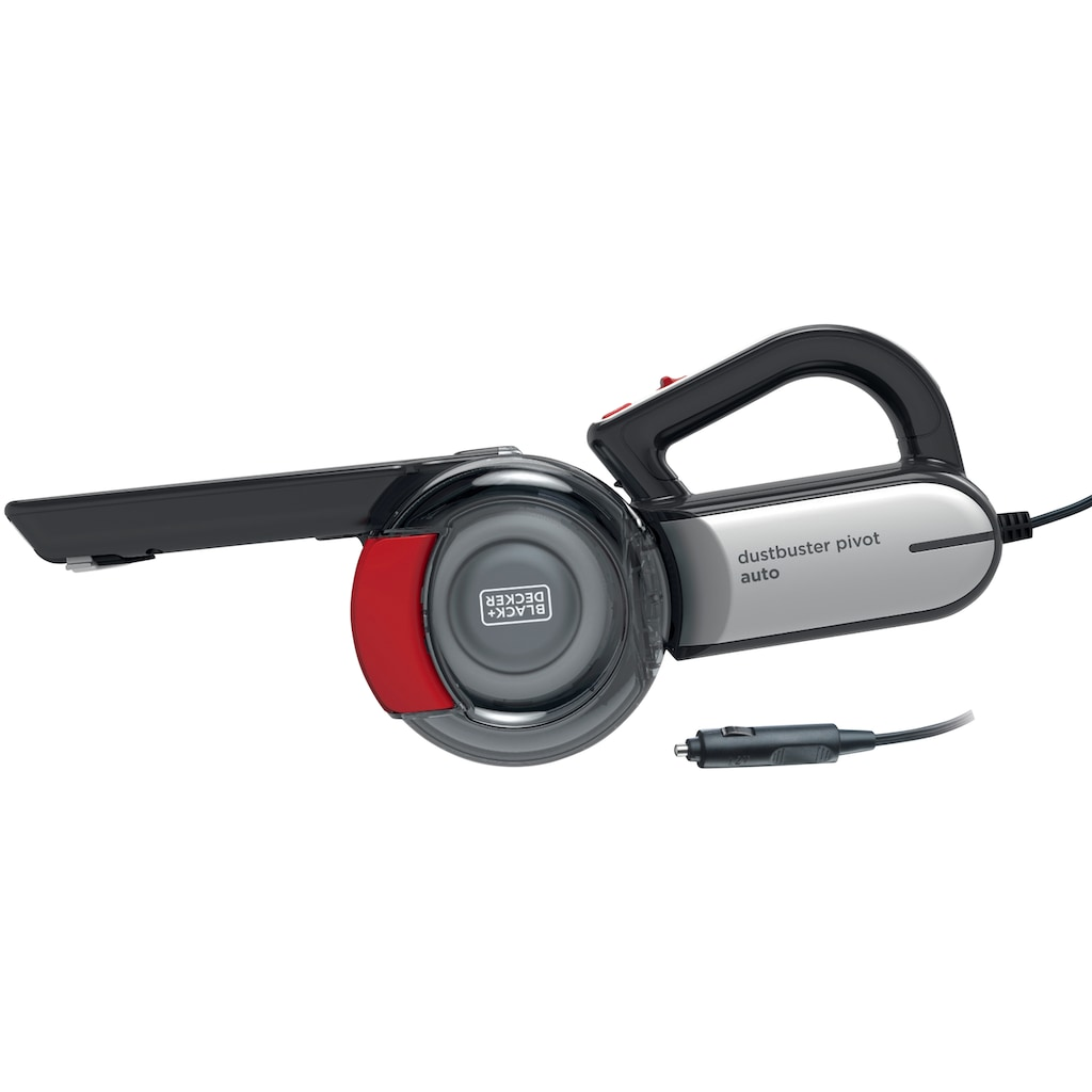 Black + Decker Handstaubsauger »PV1200AV-XJ«, beutellos, B/H/L: ca. 35x18x16 cm, Flexi mit Zubehör