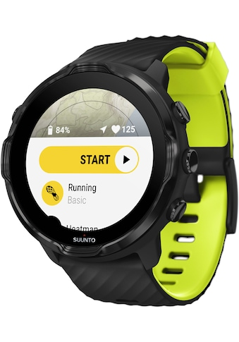 Suunto SUUNTO 7 Smartwatch (Wear OS by Google) kaufen