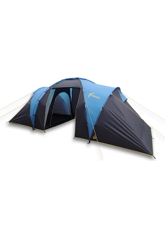 Best Camp Kuppelzelt »Bunburry 4«, 4 Personen, (Set, 2 tlg., mit Transporttasche) kaufen