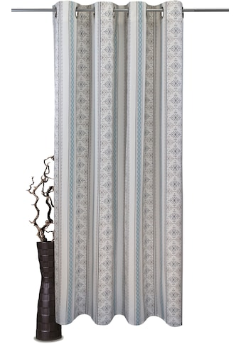 Vorhang, »Rhona«, VHG, Ösen 1 Stück kaufen