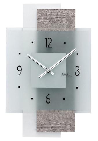 AMS Wanduhr »9442« kaufen