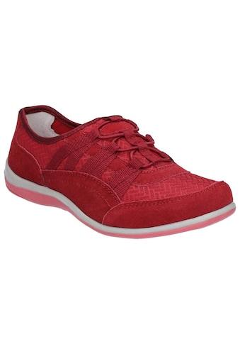 Fleet & Foster Slip - On Sneaker »Damen Slip - On - Sneaker Dahlia mit Wildleder« kaufen