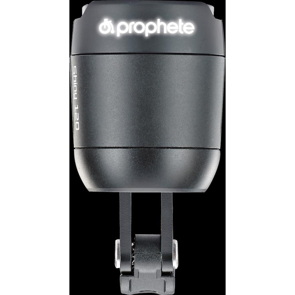Prophete Fahrradbeleuchtung »Prophete LED-Batterieleuchten-SET«