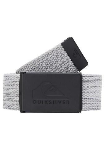 Quiksilver Stoffgürtel »Principal Schwack« kaufen