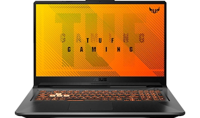 Asus TUF GAMING A17 FA706IH - H7050T Notebook (17,3 Zoll, AMD,Ryzen 7, 512 GB SSD) kaufen