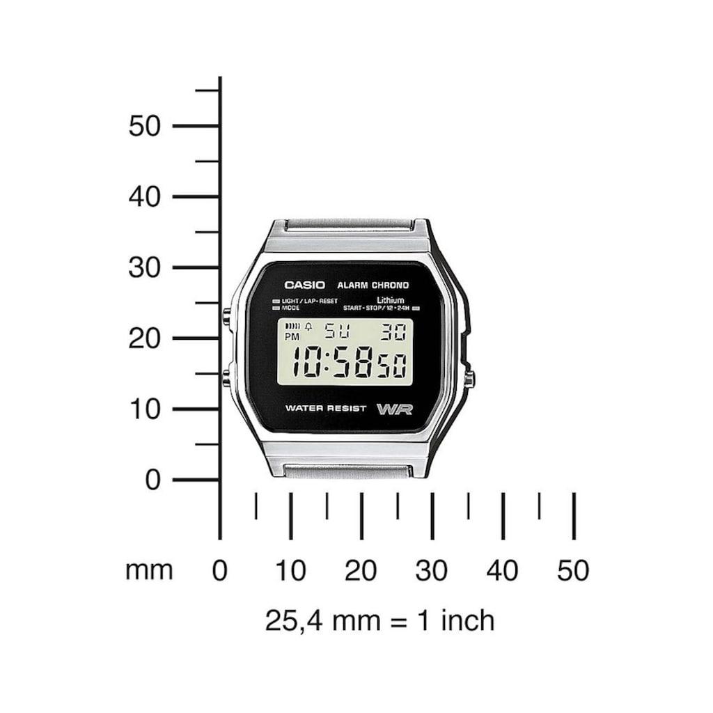 CASIO VINTAGE Chronograph »A158WEA-1EF«