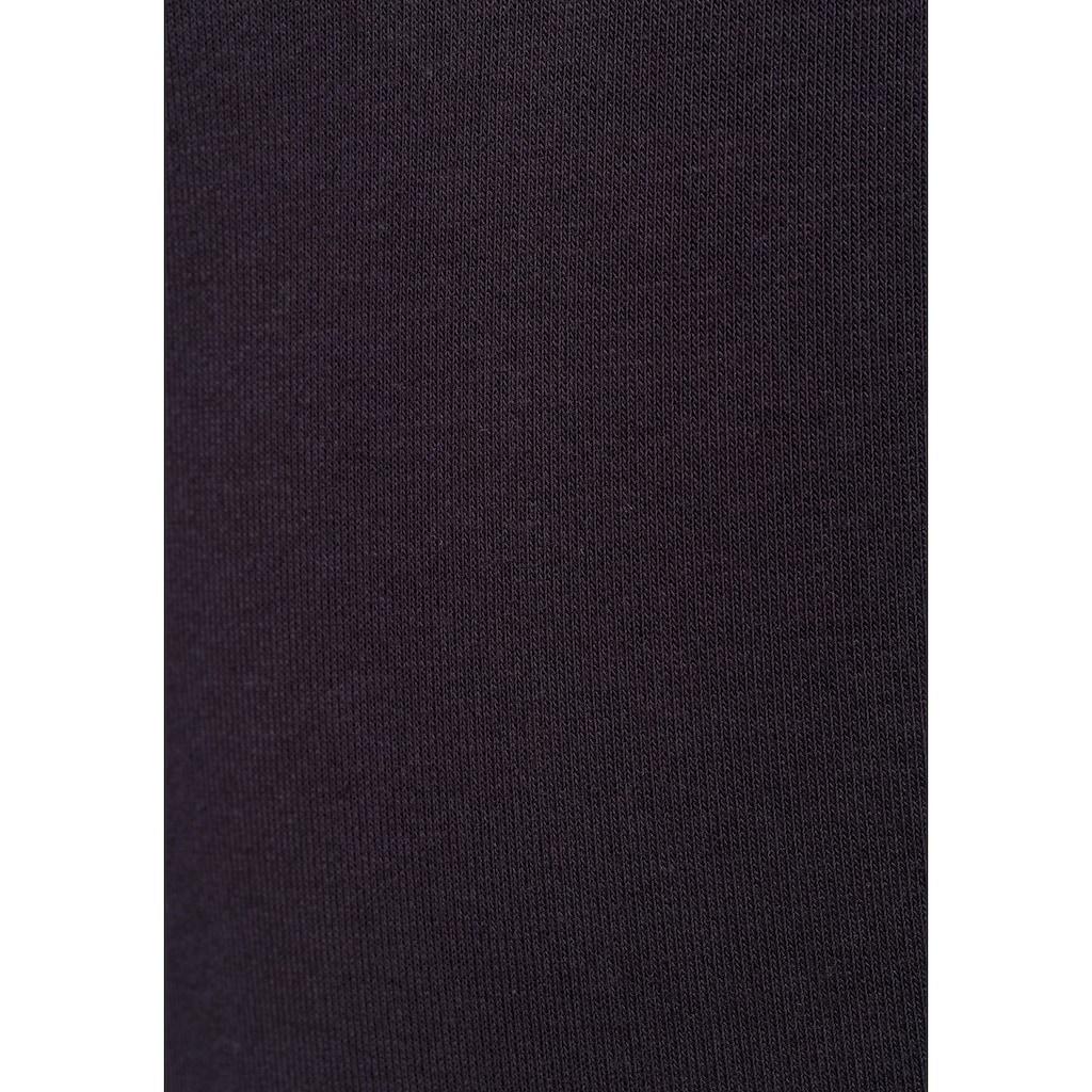 Bench. Relaxhose, mit seitlichem Labeldruck und Mesh