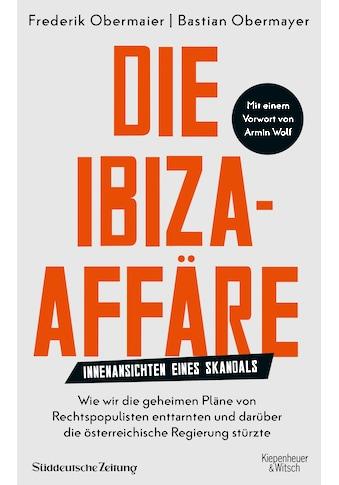 Buch »Die Ibiza-Affäre / Bastian Obermayer, Frederik Obermaier« kaufen