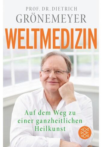Buch »Weltmedizin / Dietrich Grönemeyer« kaufen