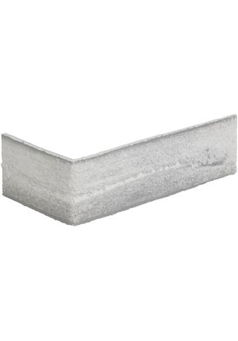ELASTOLITH Verblender »Nebraska Eckverblender«, grau, für Innen- und Aussenbereich, 2 Lfm kaufen
